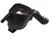 Cold Air Intake for 2010-2012 Dodge Ram Cummins 6.7L (Dry Extendable Filter) #75-5092D