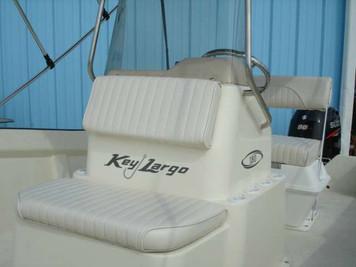 Key Largo Cushion - Key Largo Boat Parts