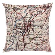 Clitheroe cushion