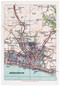 BRIGHTON & HOVE TEA TOWEL