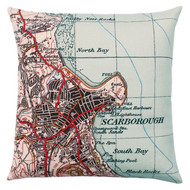 Scarborough cushion