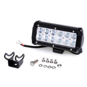"Xtreme Lighting Products' 6.5in ""Outdoorsman"" Double Row CREE LED Light Bar - Combo Beam"