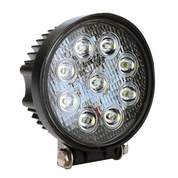 "Xtreme Lighting Products' 27 Watt 5"" Round LED Worklight"