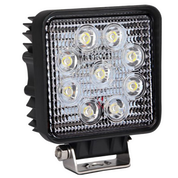 "Xtreme Lighting Products' 27 Watt Epistar LED 5"" Square Work Light"