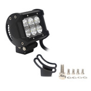 Drive Unlimited's 4in Double Row CREE LED Outdoorsman Light Bar - Flood