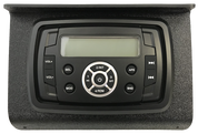 Drive Unlimited's Polaris RZR BT AM/FM  Head Unit (w/trim ring and bezel for RZR included)