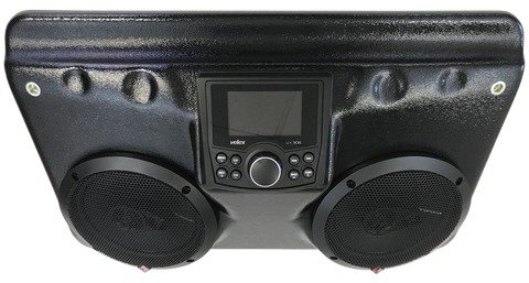 """Drive Unlimited's """"The Impulse"""" with AM/FM Tuner and Rockford Fosgate Upgrades"""