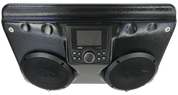 "Drive Unlimited's ""The Impulse"" with AM/FM Tuner and Rockford Fosgate Upgrades"