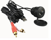 Aux & USB Port - DONGLE