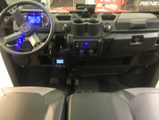 Drive Unlimited's 2018 Polaris Ranger XP1000 with custom Bezel