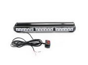 Xtreme Lighting Products' - 19in 36LED Double Sided Traffic Advisory Light Bar - Amber