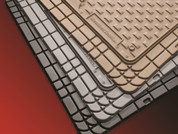 WeatherTech All-Weather Floor Mats Cut to Fit- Set Of 4
