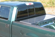 ProTech Chest-Style Box Aluminum Inbed Truck Box with Diamond Plate Lid