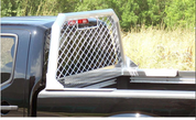 ProTech 2017 Ford Super-Duty  Aluminum Mesh Headache Rack