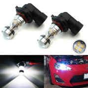 Xtreme Lighting Products' High Power 9005 H10 9145 LED Projection Bulbs For High Beam DRL Lights or Fog Lights - White