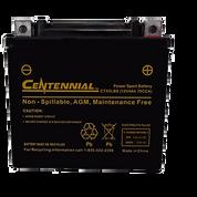 Centennial CTX5LBS Powersports Battery