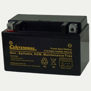 Centennial CTX7ABS Powersports Battery