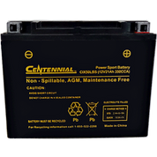 Centennial CIX50LBS Powersports Battery