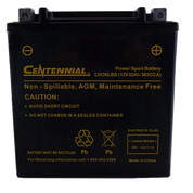 Centennial CIX30LBS Powersports Battery