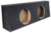 """10"""" Dual Truck Sealed Subwoofer Box"""
