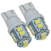 T10 - 10 (5050) LEDs (Pair)