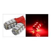T10 Bulb - 25 LEDs (Pair)