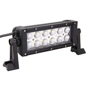 """Xtreme Lighting Products' Element 7.5"""" Double Row Cree LED Light Bar -Combo Beam"""