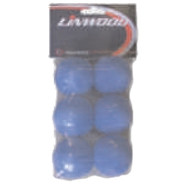Mini Indoor Balls - Pack of 6