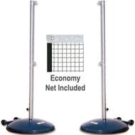 Portable Badminton Standards - Sold as Pair