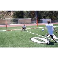 Bownet 6.6' x 18' Portable Soccer Net