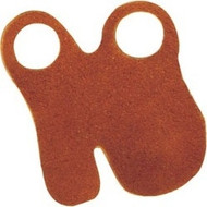 Adult Two Hole Vinyl Tab - Left Hand