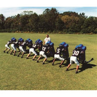 7-Man Big Boomer Blocking Sled (9007)