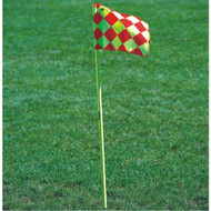KwikGoal Evolution Corner Flags - Set of 4