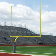 Football Goose Neck Goal Posts
