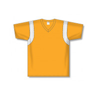 Athletic Knit Adult Dryflex Durastar Mesh Insert Volleyball Jersey