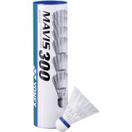 Mavis Badminton Shuttles (white) - sold in dozens only