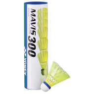 Mavis Badminton Shuttles - Yellow - Doz.