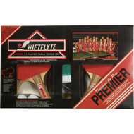 Deluxe 4 player Table Tennis set