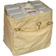 Nylon base carrying bag