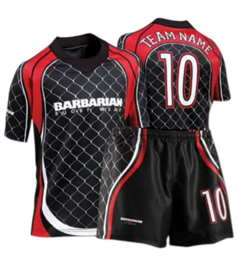 cb21027088a6 Shop Barbarian CAGE Sublimated Jersey Design Online