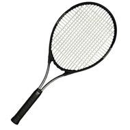 Over sized Titanium Tennis Racquet