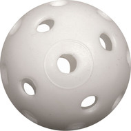 Economy White Perforated Golf Balls