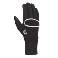 Cutters Winterized Receivers Gloves - Black