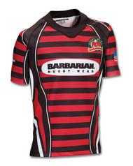 Barbarian RAZOR Sublimated Jersey Design