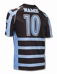 Barbarian LADDER Sublimated Jersey Design