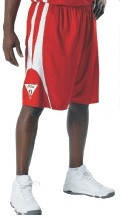 Alleson 54MMP Adult eXtreme Mock Mesh Reversible Basketball Short