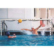 Nylon Black Tarred Water Polo Net (sold in pairs)