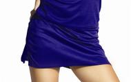 Women's Fitted Straight Cheerleading Skirt