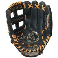 """11"""" Baseball P.E. Glove -  nylon back/leather front -  Regular"""