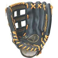 """12"""" Baseball P.E. Glove -  nylon back/leather front -  Regular"""